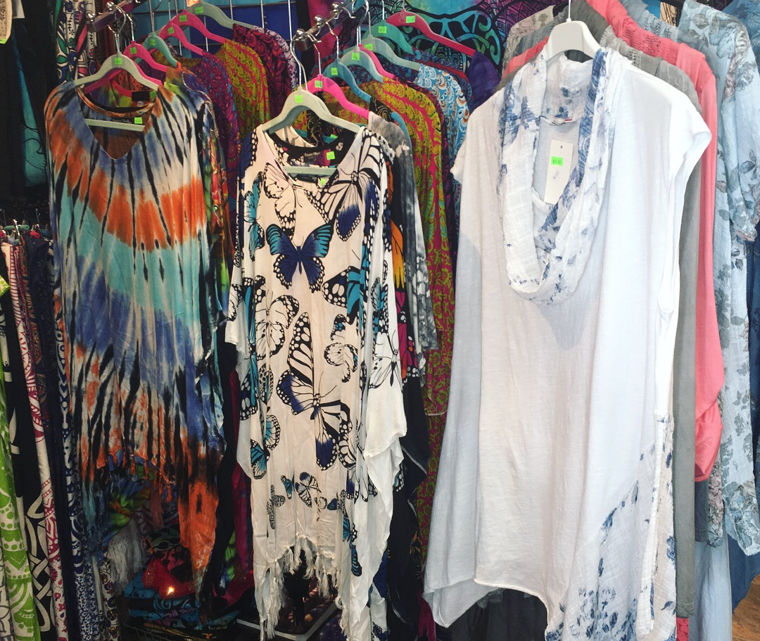 c47fcfec Boho and tie dye clothing collection already in store | BELLA'S ...